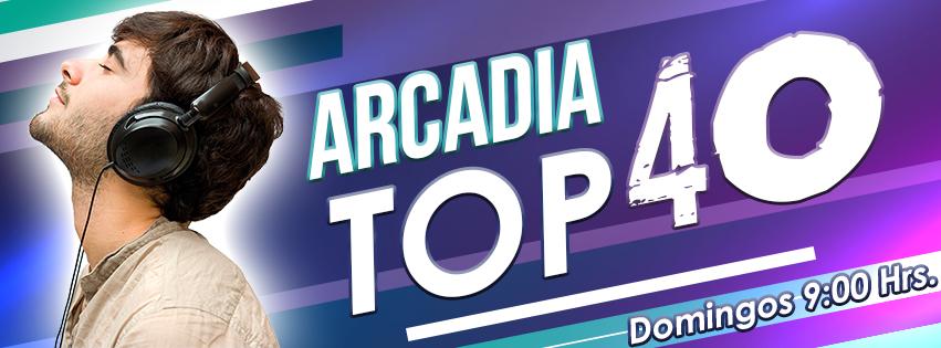 aRCADIA tOP 40